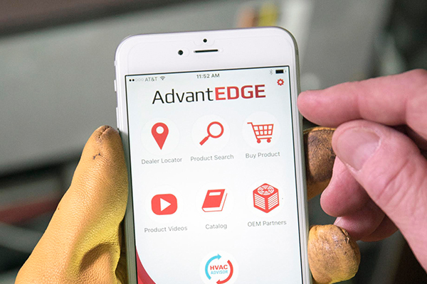 AdvantEDGE App marketing Case Study