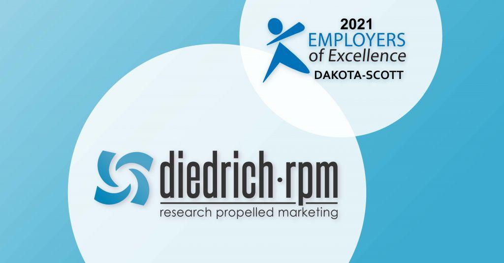 DRPM Dakota-Scott 2021 Employer of Excellence